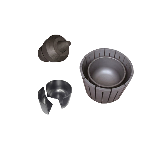 Graphite heat field and fittings for monocrystalline silicon furnace